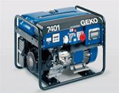 Малые электростанции GEKO